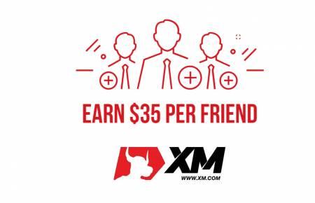 XM Refer a Friend Program - Up to $35 per Friend